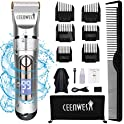 Ceenwes Professional Low Noise Hair Clippers Kit