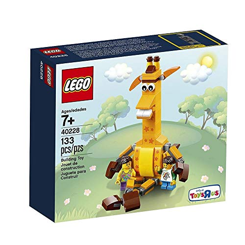 LEGO Geoffrey & Friends 133-Piece Building Set 40228