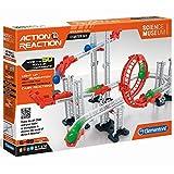 Clementoni- Action & Reaction Kit de Iniciação (Versión Portuguesa) Starter Set, Colore Multicolore, 52423