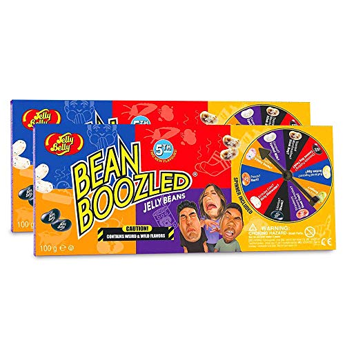 Jelly Belly Bean Boozled Spinner 2 Set