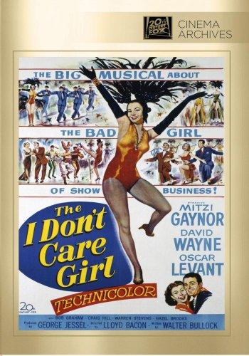 Don't Care Girl [Importado]