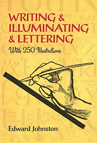Writing & Illuminating & Lettering (Lettering, Calligraphy, Typography)