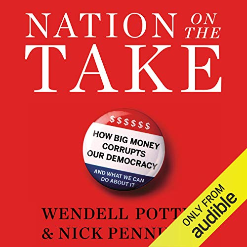 Nation on the Take audiobook cover art