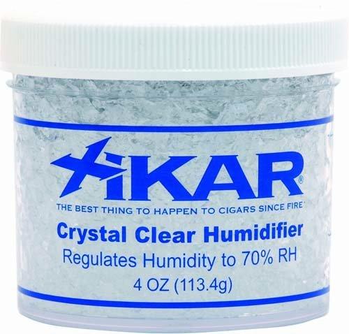 Xikar Crystal luchtbevochtiger Jar 4 oz. tuin, huis, tuin, gazon, onderhoud.