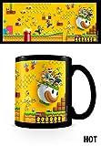 Super Mario SCMG24854 Mug Thermo-réactif (Gold Coin Rush) 11oz/315ml, Céramique, Multicolore