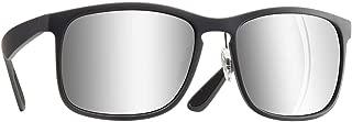 Polarized Sunglasses Men Driving Coating Fishing Driving Eyewear Male Goggles UV400,C2Gray