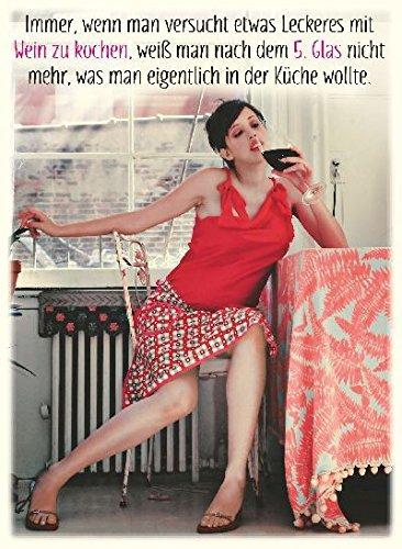 Postkarten mit Sprüchen Undercover 045