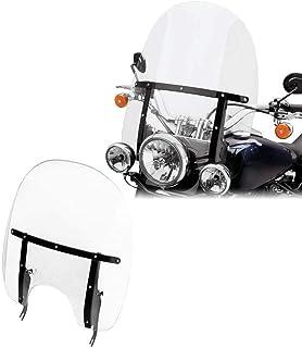 Sozius Fussrasten-Halter für Harley Softail Slim 12-17 Craftride chrom