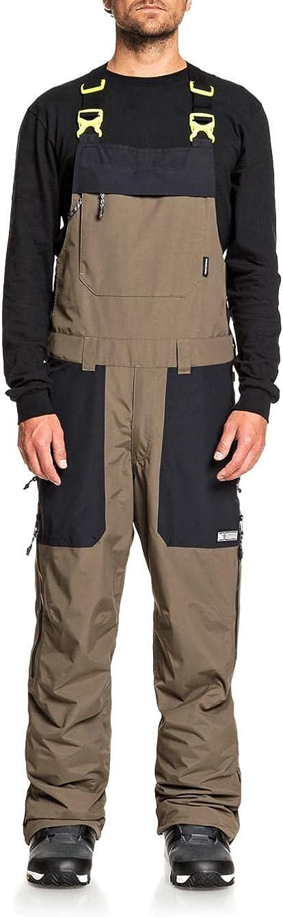 OFFicial shop DC Brigade Bib Mens Snowboard Pants Department store