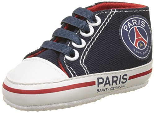 PSG ARON, Chaussures de Naissance, Bleu (Marine), 19 EU