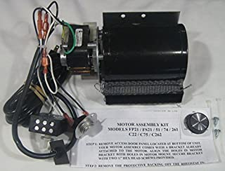 Buck Stove Blower Unit Fan Kit MA5126715