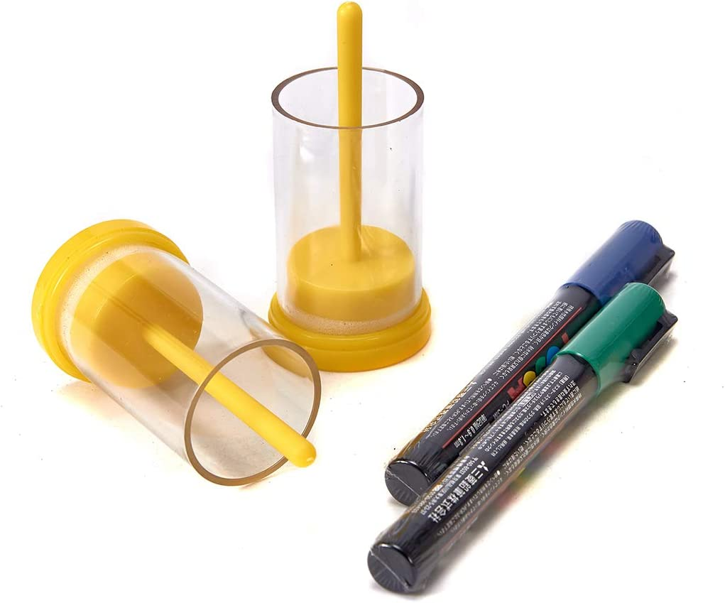1Pc Plastic Green Queen Marker Cage Clip Bee Catcher Hot New Tool Beekeepin N7I1