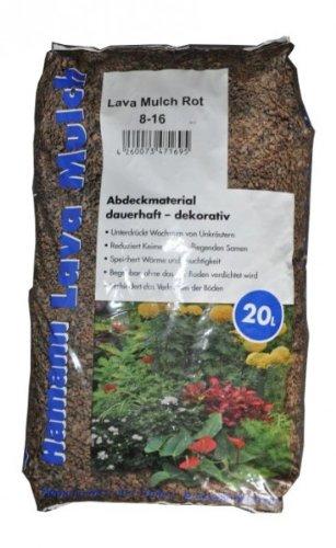 Lava Mulch rot 8-16 mm 25 kg