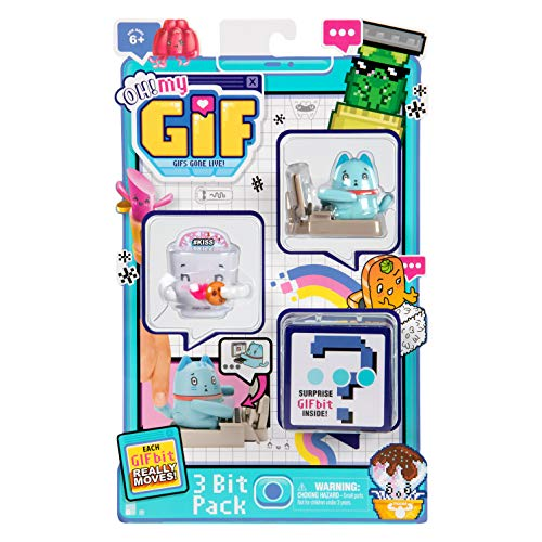OH! MY GIF , Typing Away Catly Pack - Includes 3 Funny GIFS Brought to...