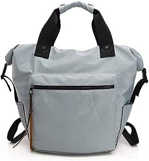 Backpack Nylon Lightweight Travelling Backpack Durable Daypack(light blue)(one size)