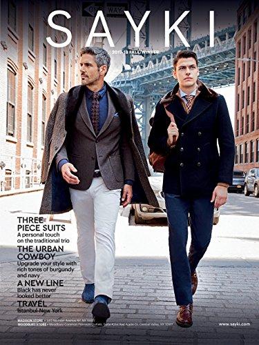 Sayki: Men's Fashion Brand: Suits, Blazers, Pants, Chinos, Tricots