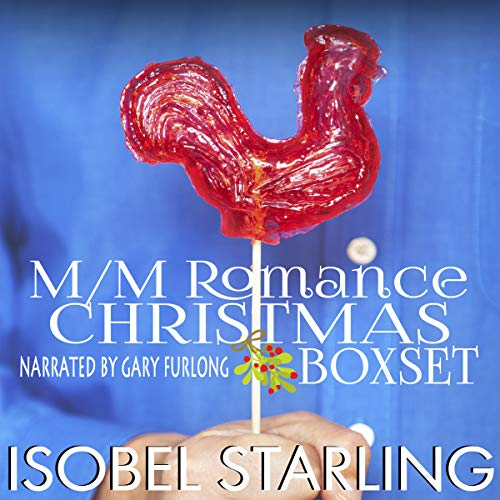 M/M Romance Christmas Boxset audiobook cover art