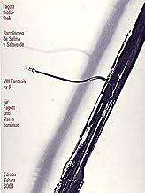Fantasia 8 Basson