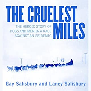 The Cruelest Miles audiobook cover art
