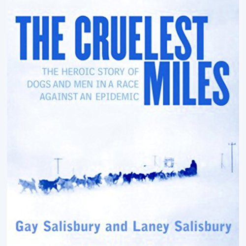 The Cruelest Miles audiobook cover art