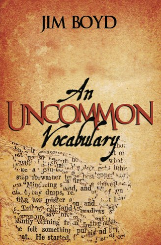 Book: An Uncommon Vocabulary by Jim Boyd
