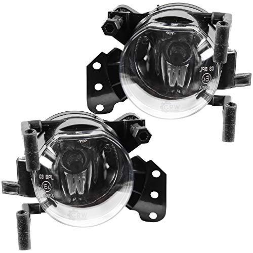 Nebelscheinwerfer Set HB4 für E60 E61 / E46 Coupe Cabrio Bj. 03-07 klar chrom