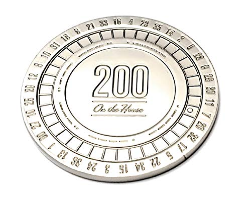 Fallout New Vegas Lucky 38 Platinum Chip