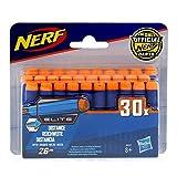 Nerf - Pack de 30 Flechettes Nerf Elite Officielles