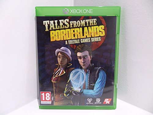 Tales from the Borderlands - A Telltale Game Series (PEGI-Version)
