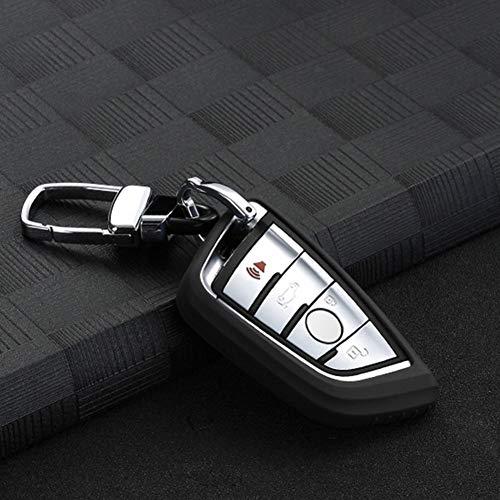 HJPOQZ Cubierta De La Caja De La Llave del Coche, para BMW 2 3 5 7 Series 6Gt X1 X3 X5 X6 F45 F46 G20 G30 G32 G11 G12 F48 G01 F15 F85 F16 F86