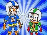 Drew Pendous Saves the Moon - A Stupendous Drew Pendous Superhero Story
