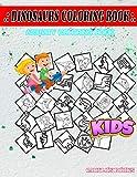 Dinosaurs Coloring Book: 30 Fun Volcano, Pachycephalosaurus, Amargasaurus, Mosasaurus, Tyrannosaurusrex, Volcano, Camarasaurus, Volcano For Boys Ages 8-12 Image Quizzes Words Activity Coloring Book