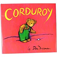 """Constructive Playthings VK-10 Children's Classic Library - Corduroy 28 PG. Hardcover Book, Grade: Kindergarten to 3, Age: 9.25"""" Height.16"""" Wide, 8.25"""" Length"""
