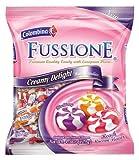 SweetGourmet Colombina Fussione - Premium Quality European Flavor Hard Candies (Fruit Creamy Delight, 1 Bag)