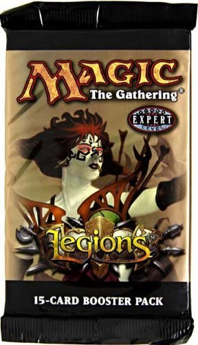 Magic The OFFer specialty shop Gathering Card Game - cards Booster Pack 15 Legions