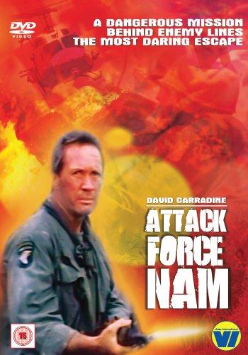 Attack Force Nam [1986] [Reino Unido] [DVD]