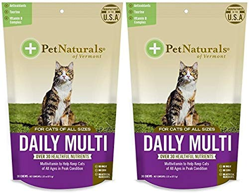 Natural Pet Daily Multi for Cats