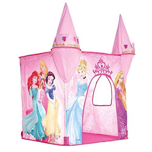 Tente de jeu pop-up château Princesses Disney