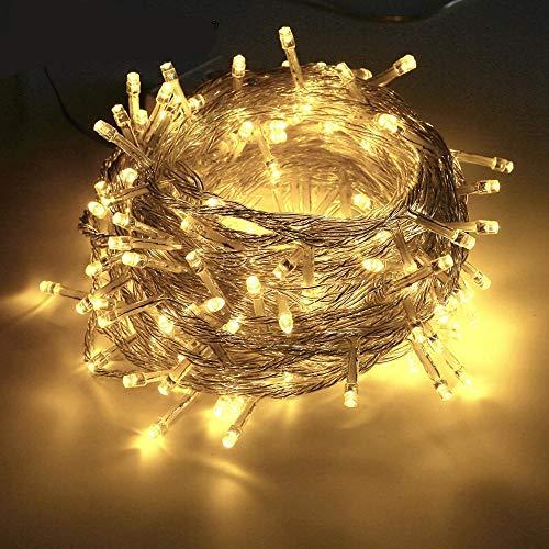 Kerst lichtslingers bruiloft/feest decoratie verlichting slinger waterdichte buitenverlichting