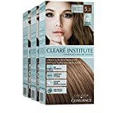Clinuance | Permanente Coloration ohne Ammoniak | Empfindliches Haar | 170ml (x3)