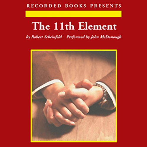 The 11th Element audiobook cover art