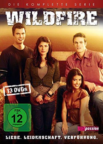 Wildfire - Die komplette Serie (8 DVDs)