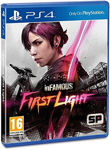 inFAMOUS: First Light (PS4) (輸入版)