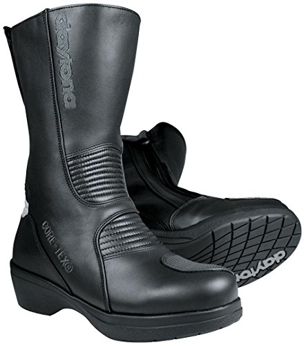 Daytona Lady Pilot GTX Black Womens Boots Größe: 39