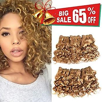 Best blonde weave hair Reviews