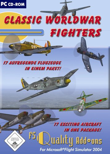 Flight Simulator 2004 - Class. Worldwar Fighters