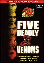 Best Five Deadly Venoms Reviews