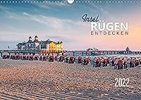 Ruegen entdecken (Wandkalender 2022 DIN A3 quer): Traumhafte Kuestenlandschaften (Monatskalender, 14 Seiten )