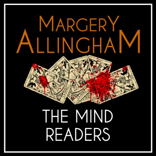 The Mind Readers audiobook cover art