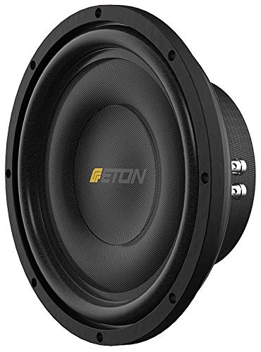 Eton M10-FLAT Subwoofer 25 cm (10 Zoll) Subwoofer 300 WRMS @ 2x2 Ohm